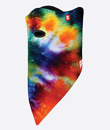 Airhole Standard 2 Layer Tie Dye Facemask