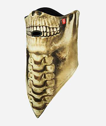 Airhole Standard Skull 10K Face Mask