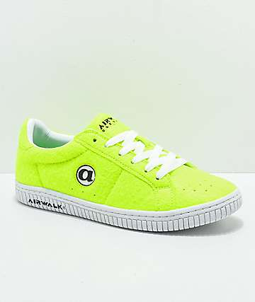 Airwalk Jim Lo Tennis Ball Skate Shoes