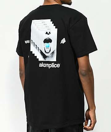 Akomplice Infinite Black T-Shirt