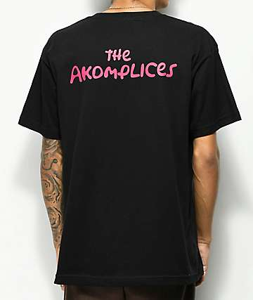 Akomplice The Akomplices Black T-Shirt