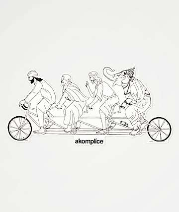 Akomplice Unity Bike Sticker