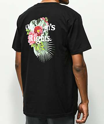 Akomplice Women's Rights camiseta negra