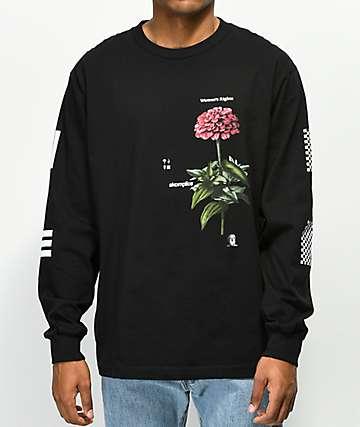 Akomplice Zennia Black Long Sleeve T-Shirt