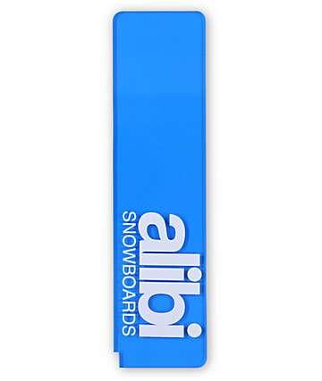 Alibi Clear Snowboard Scraper