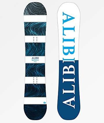 Alibi Motive Snowboard 2019