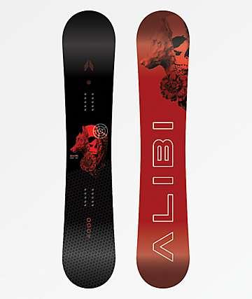Alibi Motive Snowboard 2020
