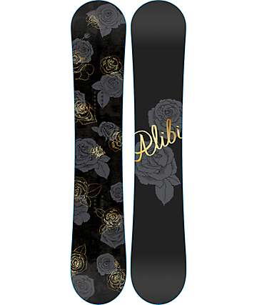 Alibi Muse 147cm Womens Snowboard