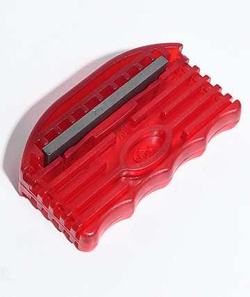 Alibi afilador de bordes en rojo