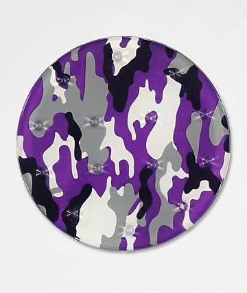 Alibi almohadilla antideslizante de camuflaje morado