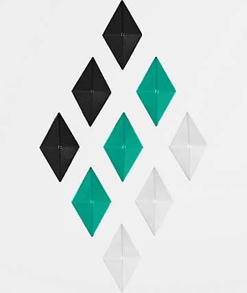 Alibi almohadilla antideslizante de multi diamante
