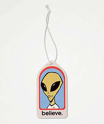 Alien Workshop Believe Air Freshener