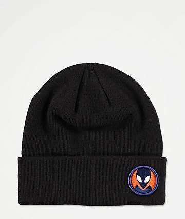 Alien Workshop Dot Black Beanie