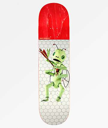 "Alien Workshop Frankie Spears Bugout 8.0"" Skateboard Deck"