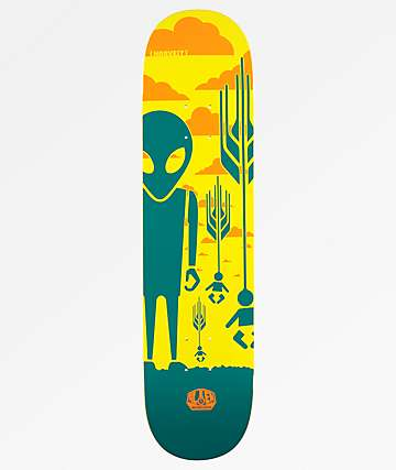 "Alien Workshop Harvest 7.75"" Skateboard Deck"