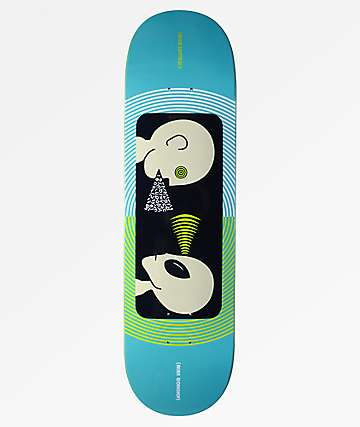 "Alien Workshop Mind Control 8.375"" Skateboard Deck"