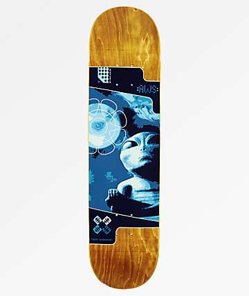 "Alien Workshop Mystic 8.0"" Skateboard Deck"