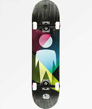 "Alien Workshop Prism 8.0"" Skateboard Complete"