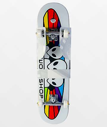 "Alien Workshop Spectrum Starter 8.0"" Skateboard Complete"
