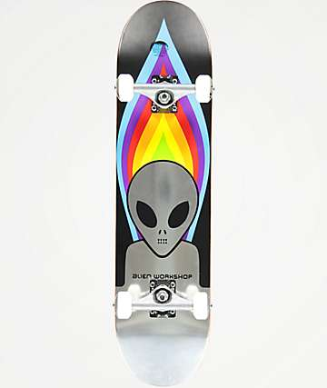 "Alien Workshop Torch 7.75"" Skateboard Complete"