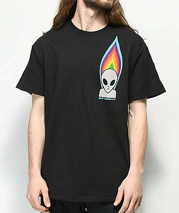 Alien Workshop Torch camiseta negra