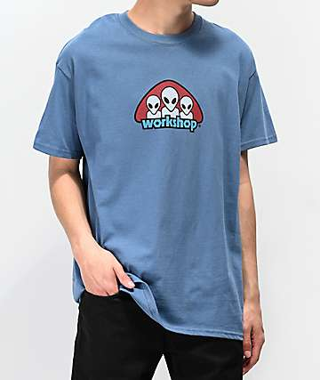 Alien Workshop Triad Slate Blue T-Shirt