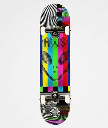 """Alien Workshop Videolog 7.75"""" Skateboard Complete"""