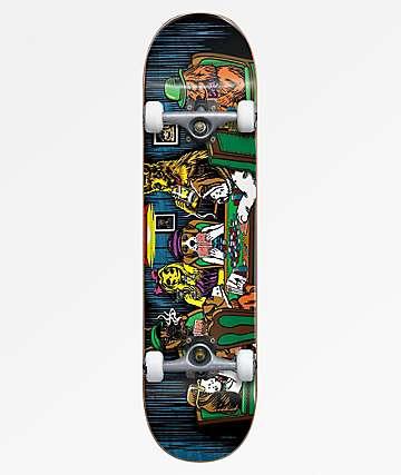"""Almost Dog Poker 8.0"""" Skateboard Complete"""