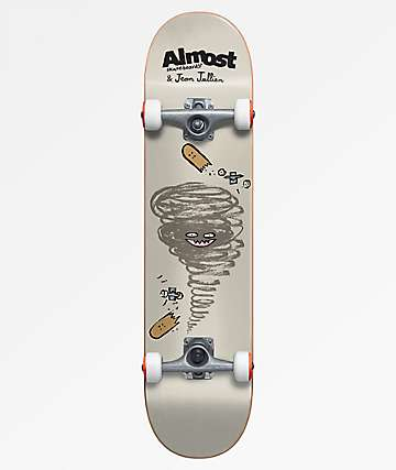 """Almost Fury First Push 7.0"""" Skateboard Complete"""
