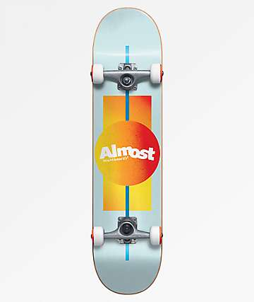 """Almost Gradient First Push 7.75"""" Skateboard Complete"""