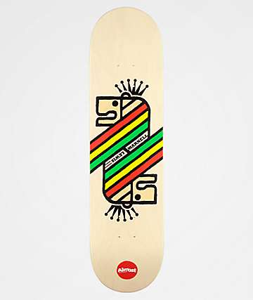 "Almost Marnell Farewell Infinity 8.0"" Skateboard Deck"