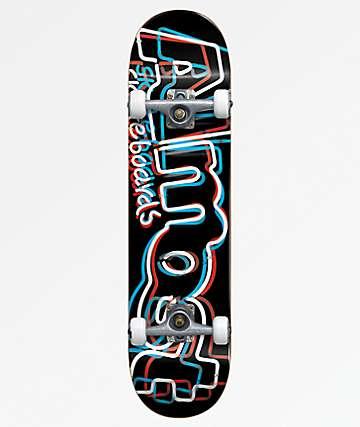 "Almost Neon 8.0"" Skateboard Complete"