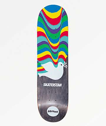 "Almost Skateistan 8.0"" Skateboard Deck"