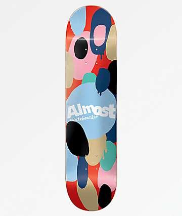 "Almost Spotted Hybrid 8.0"" Skateboard Deck"