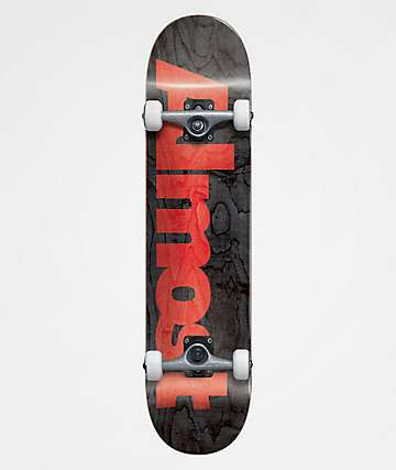 "Almost Ultimate Logo 7.75"" Resin Skateboard Complete"