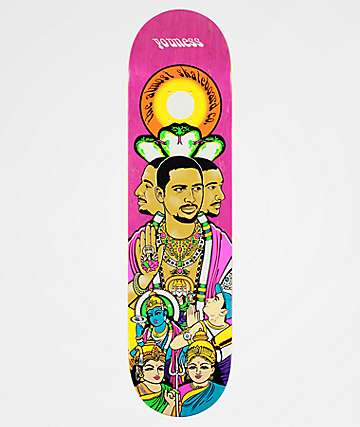 "Almost Youness Enlightenment 8.0"" Skateboard Deck"