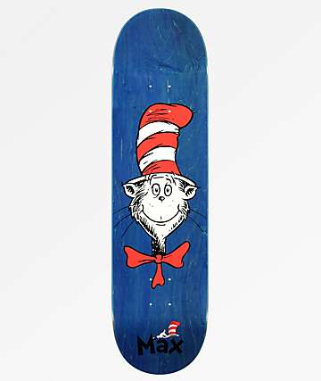 "Almost x Dr. Seuss Max R7 8.25"" Skateboard Deck"