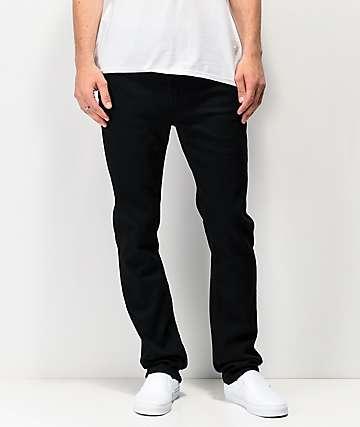 Altamont A969 Black Wash Denim Jeans