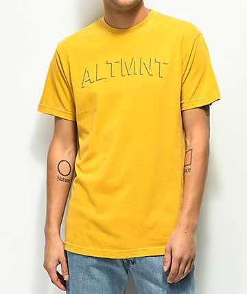Altamont Faint Corp camiseta amarilla