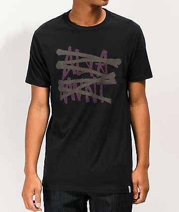 Altamont No Logo Black T-Shirt
