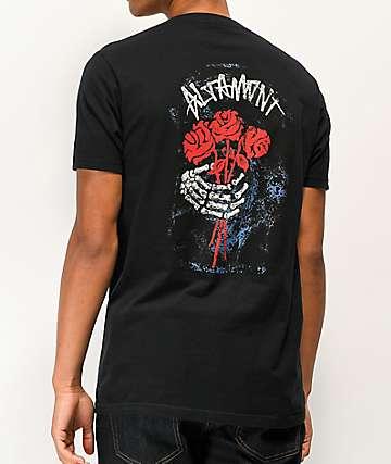 Altamont Tombstone Black T-Shirt