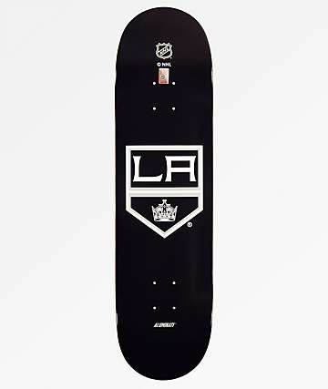 "Aluminati LA Kings 8.25"" Skateboard Deck"