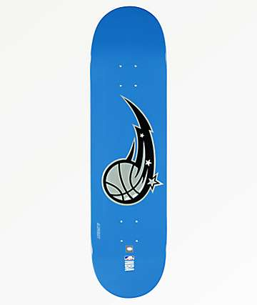 "Aluminati Orlando Magic 8.25"" Skateboard Deck"