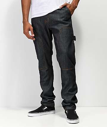 American Stitch Workwear jeans azules