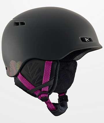 Anon Women's Griffon Black Snowboard Helmet