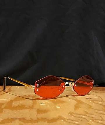Anthem Hex Red Sunglasses
