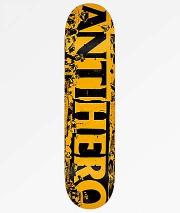 "Anti-Hero Budget Cuts 8.25"" Skateboard Deck"