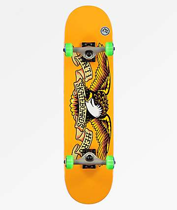 "Anti-Hero Classic Eagle 7.75"" Skateboard Complete"