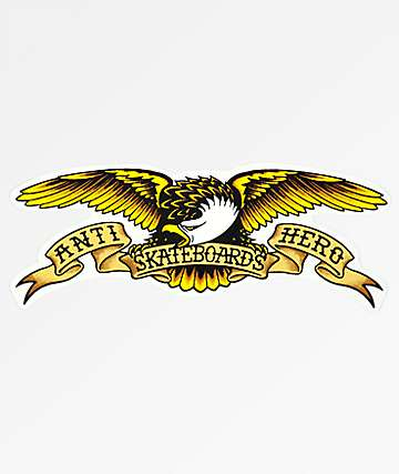 Anti-Hero Classic Eagle Large Sticker