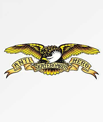 Anti-Hero Classic Eagle Large pegatina
